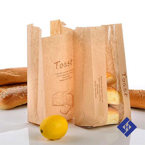 Túi giấy đựng bánh mỳ đặt theo yêu cầu