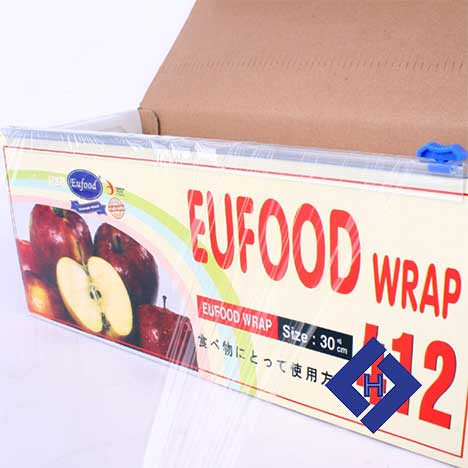 Cuộn màng bọc thực phẩm EUFood 30×450