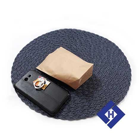 Túi giấy bánh mì 12x15x5