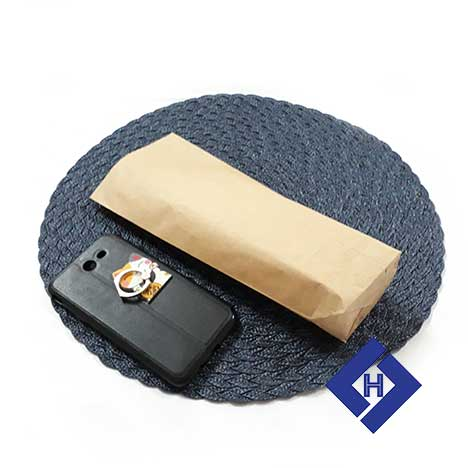 Túi giấy bánh mì 12x27x5