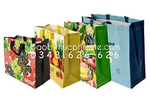 Túi siêu thị đựng hoa quả 1.1