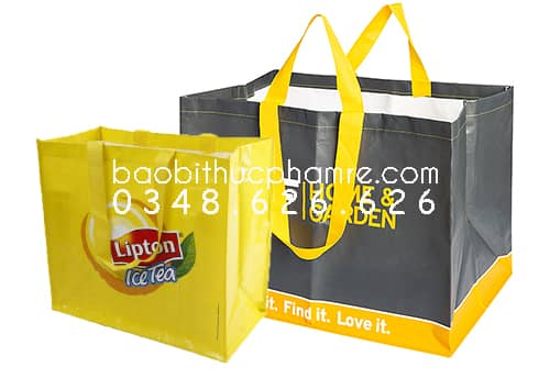 túi siêu thị đựng quà 1.1