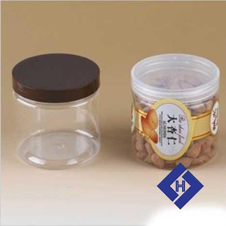 Hũ nhựa tròn 85×85 plastic jars