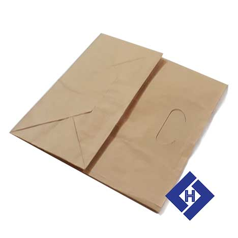 Túi giấy kraft paper shopping bag 280x150x280
