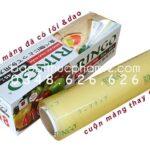 Cuộn màng bọc thực phẩm hộp màng c