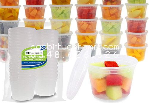 Hộp nhựa thực phẩm giá rẻ
