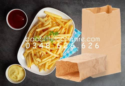 Túi đựng khoai tây chiên Hà Nội 1
