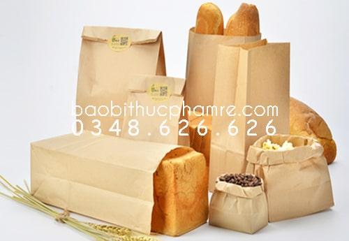 Túi giấy kraft, túi giấy thực phẩm 111